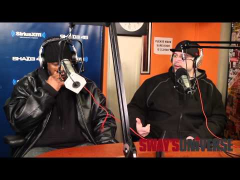 PT. 2 Kool G Rap & Necro Spit 'Heart Attack' Live on Sway in the Morning