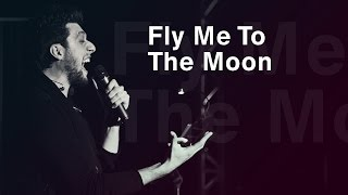 Aram Mp3 Singing With His Mom - Fly Me To The Moon (Live Concert)