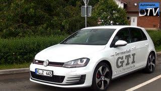 Volkswagen Golf GTI (220hp) DSG - 2014