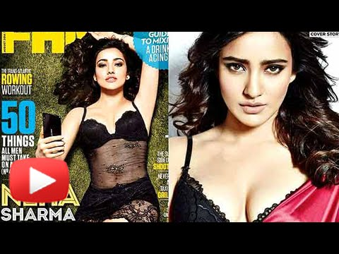 Hot Neha Sharma's Sexy Photoshoot - FHM Magazine 2014