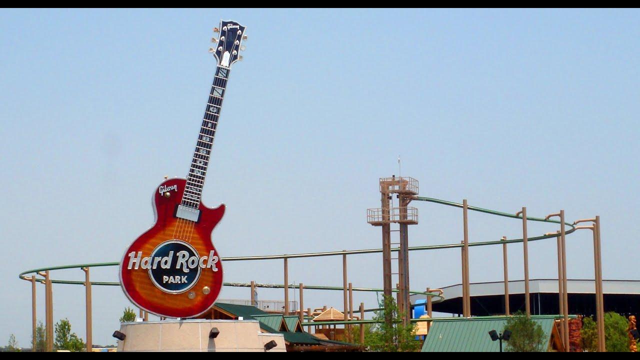 Hard Rock Myrtle Beach Theme Park