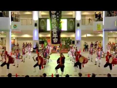 エイサーナイト2015/08/1(土)@コザミュージックタウン1F音楽広場