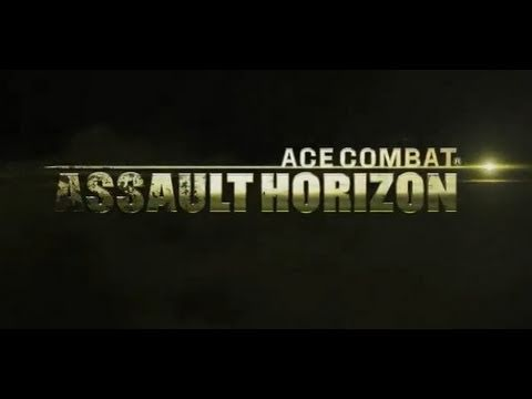 Ace Combat Assault Horizon: Gameplay Flythrough Trailer