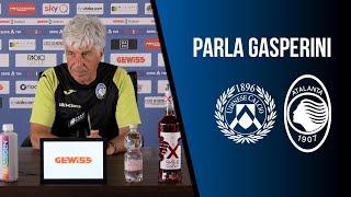 28ª Serie A TIM Udinese-Atalanta | Intervista della vigilia a Gian Piero Gasperini