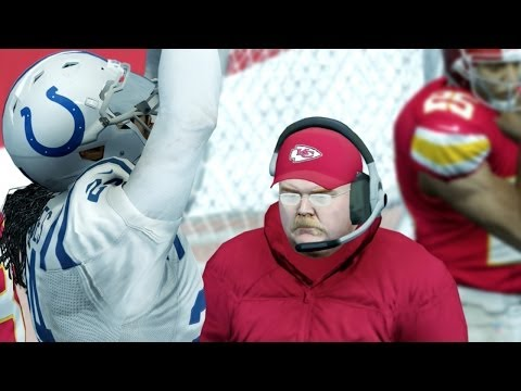 Madden 25 PS4 Gameplay Player Franchise - Heavy Snow at Arrowhead Stadium | Inching Toward Playoffs