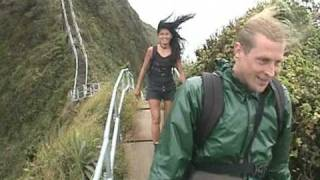 Haiku Stairs AKA Stairway To Heaven Legal Access!