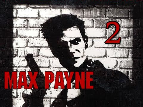 Max Payne Walkthrough - Part 2 Roscoe Street Station Let's Play (Gameplay / Commentary)