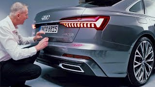 Audi A6 (2019) Ready to fight E-Class and 5 Series