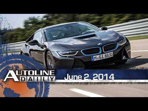 First Drive: BMW i8 - Autoline Daily 1388