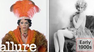 """RuPaul's Drag Race"" Cast Explains The History of Drag Culture | Allure"