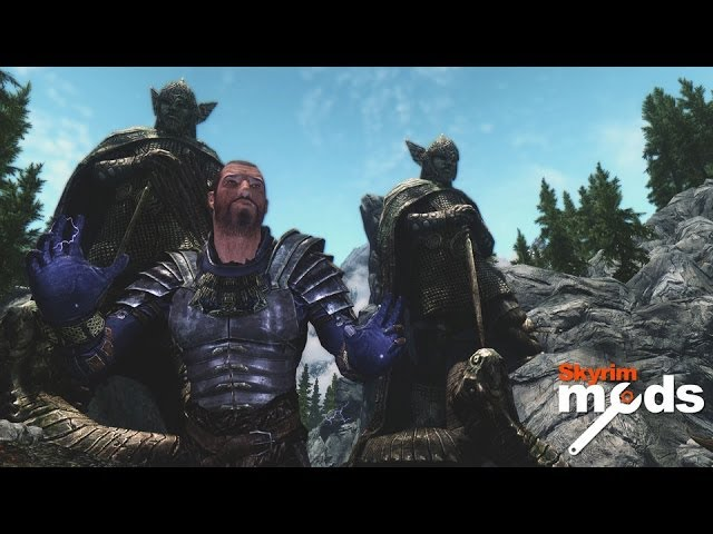 Top 5 Skyrim Mods of the Week - Kamehameha!