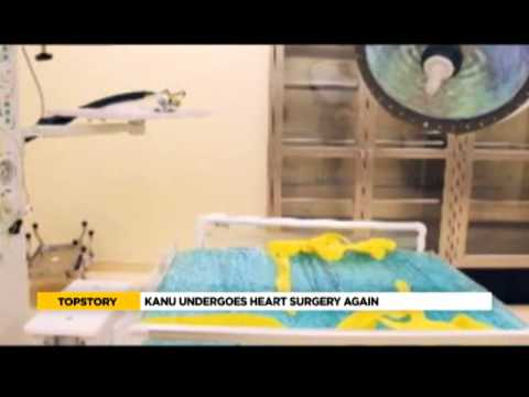 E-XTRA: KANU UNDERGOES SURGERY