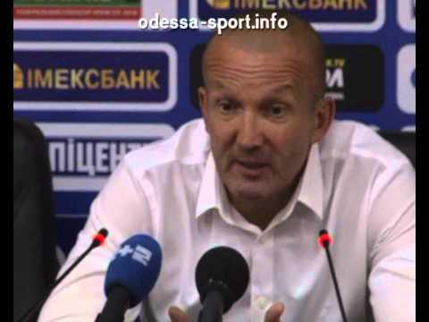 Григорчук после игры с Волынью