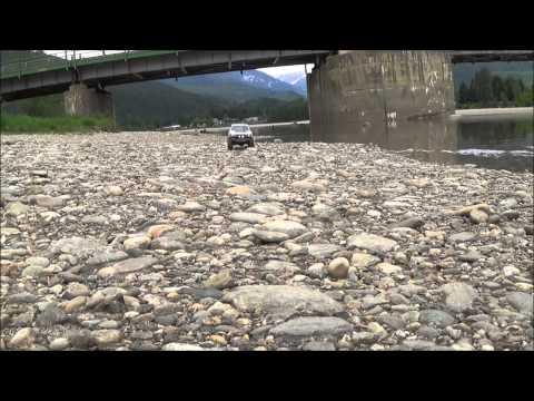 Axial Honcho Making a River Run #9