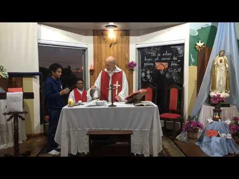 Santa Missa | 18.05.2020 | Segunda-feira | Padre José Sometti | ANSPAZ