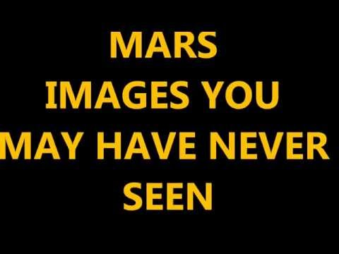 THE 3 BEST MARS (ANOMALY) IMAGES -YOU MAY HAVE NEVER SEEN -