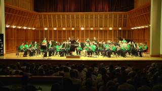 FINAL PERFORMANCE: Indiana M.S. Concert Band