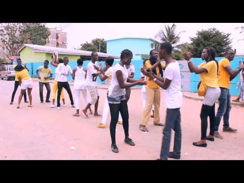 FLASHMOB HAPPY FROM ABIDJAN N#1