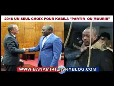 Renforcé par John Kerry Martin Kobler de la Monusco confirme le départ de Kabila pour 2016