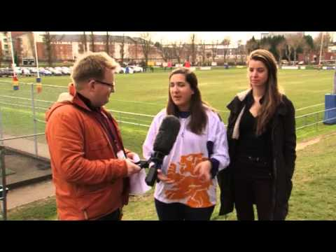 University of Birmingham North American Undergraduate Open Day - Live from Bournbrook sports pitches