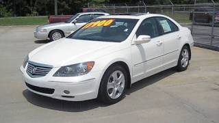 2009 Acura RL - EricTheCarGuy videos