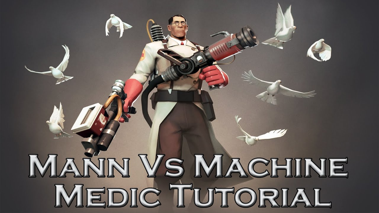 tf2 mann vs machine guide
