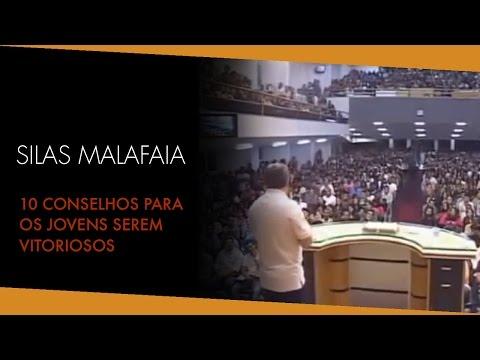 Pastor Silas Malafaia   10 Conselhos Para os Jovens Serem Vitoriosos   Pregação Evangélica Completa
