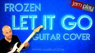 Frozen Let It Go (Guitar Cover)