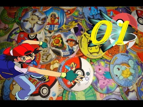 Coleccion: Los 150 Taps Pokemon PARTE 1