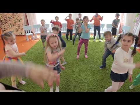 Один день в детском саду Элитекс со съемочной группой Familia.md.