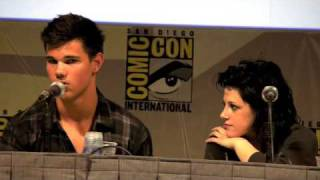 Comic Con 2009: The Twilight Saga New Moon Part 4