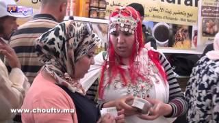 بالفيديو.. إقبال كبير على المنتوجات المحلية بالمعرض الدولي للفلاحة بمكناس |