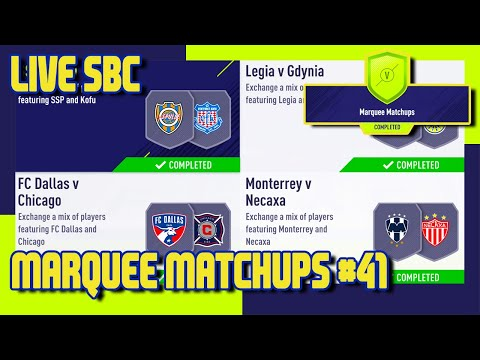 FIFA 18 - Marquee Matchups #41 & Pack Opening