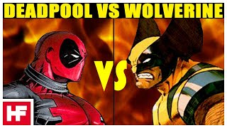 Wolverine VS Deadpool *DeathMatch*