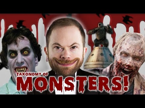 Do All Horror Monsters Fit Into 5 Categories? | Idea Channel | PBS Digital Studios