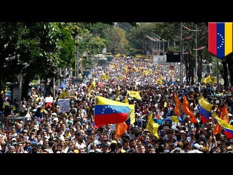 Venezuela protests see at least two killed