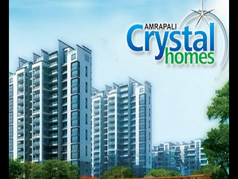 Amrapali Crystal Homes Apartments @9650-127-127 Noida