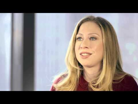 100 WOMEN - CHELSEA CLINTON INTV - BBC NEWS