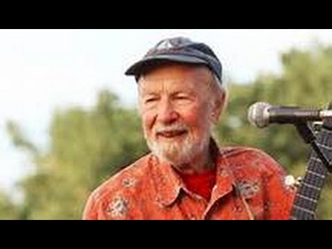 Pete Seeger, famed folksong crooner and writer, dead at 94
