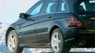 Endlich mit Profil: Mercedes sortiert die R-Klasse neu videos
