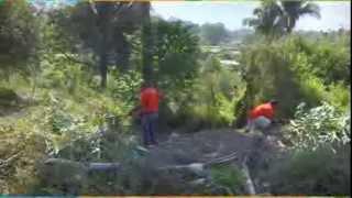 Reconocen vecinos de Loma Bonita la rápida respuesta del gobierno municipal
