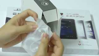 [PIPO M6 unboxing video review by cartgoo com]