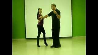 Aprende a bailar salsa. El trombo