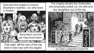 A Chick Tract: Featuring DarkMatter2525