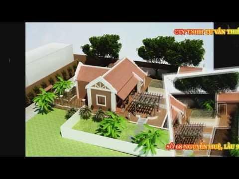 Tư vấn thiết kế nhà cấp 4 đẹp - mẫu nhà cấp 4 ở nông thôn miền bắc