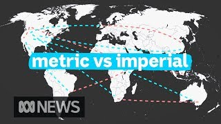 Why the US doesn't use metric (even though it does) | Did You Know?