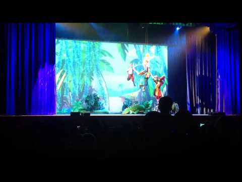 Disney Junior Live On Tour! Pirate & Princess Adventure at The Lyric Opera House in Baltimore, MD