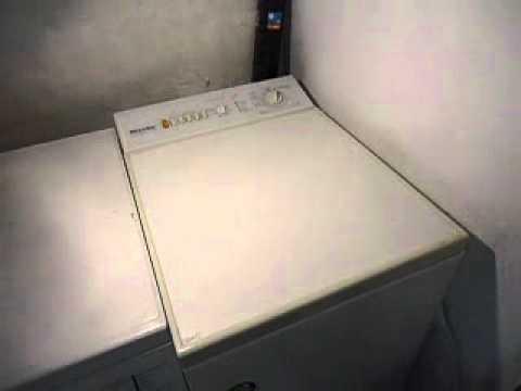 стиральная машина Miele Novotronic W795 инструкция - фото 4