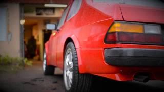 Saab 90 turbo - teaser