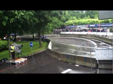 Classic Race Aarhus 2012 Bobby Ewing SL500